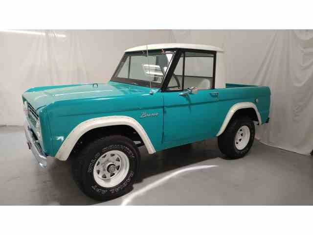1966 Ford Bronco | 986977