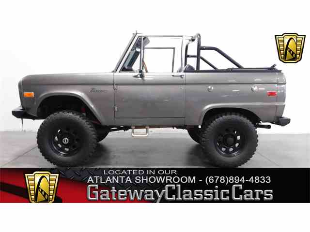 1974 Ford Bronco | 986979