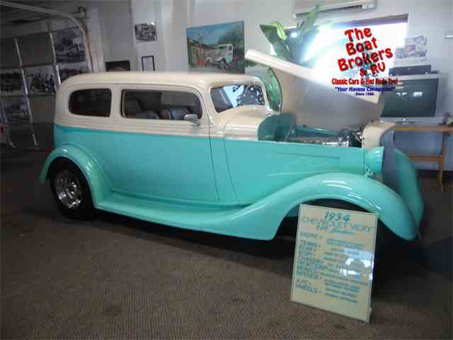 1934 chevy vicky | 986983