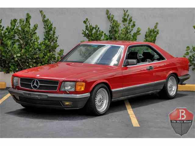 1984 Mercedes-benz 560-Class 500SEC | 986986