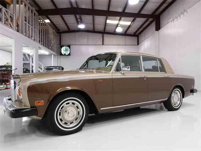 1980 Rolls-Royce Silver Shadow II | 986987