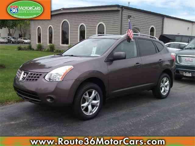 2009 Nissan Rogue | 986988