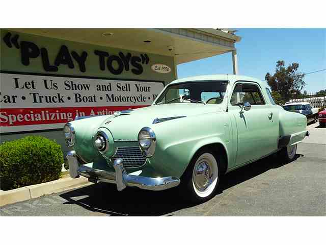 1951 Studebaker Champion Starlight | 986989