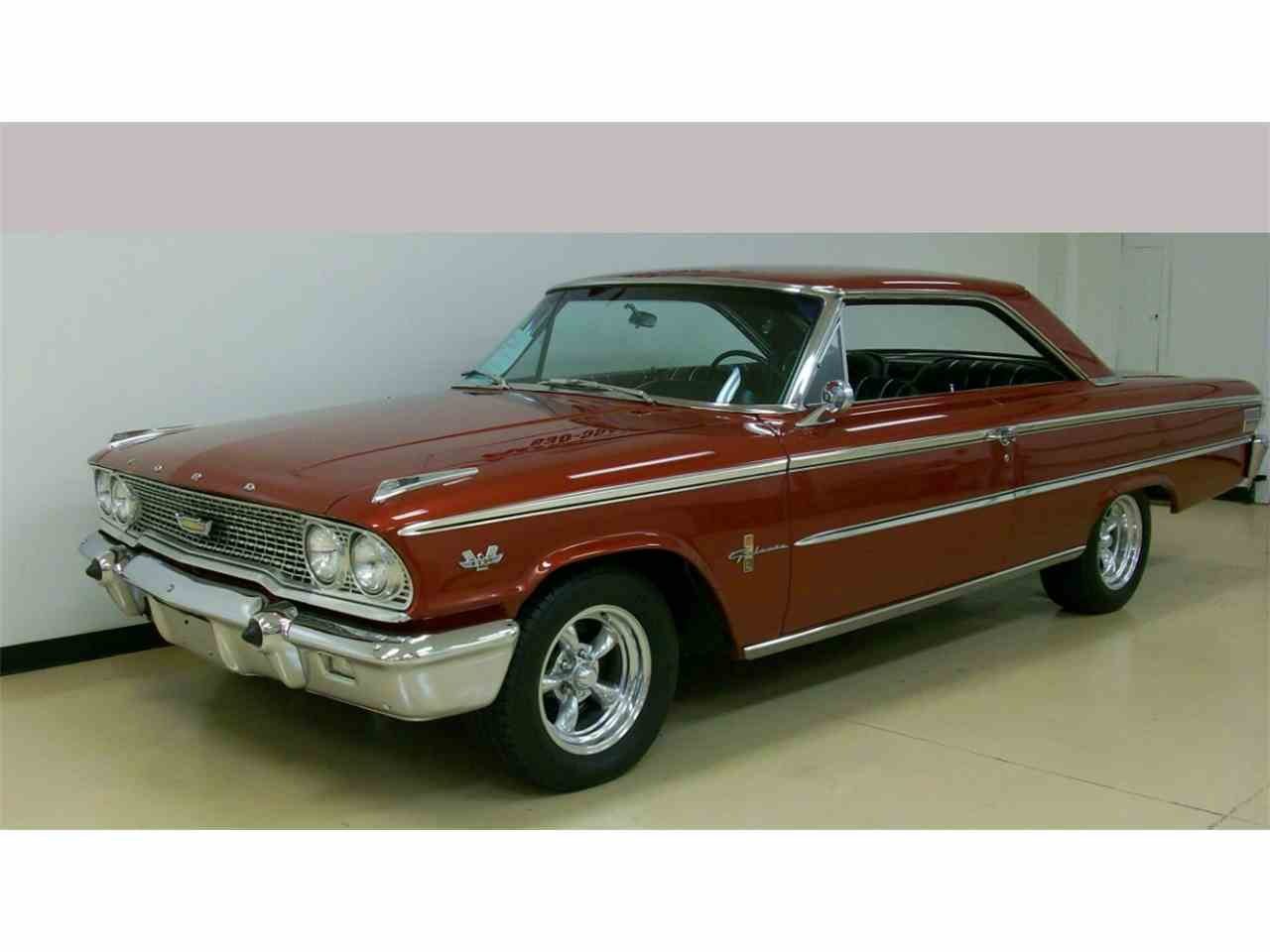 1963 ford galaxie 500 xl for sale cc. Black Bedroom Furniture Sets. Home Design Ideas