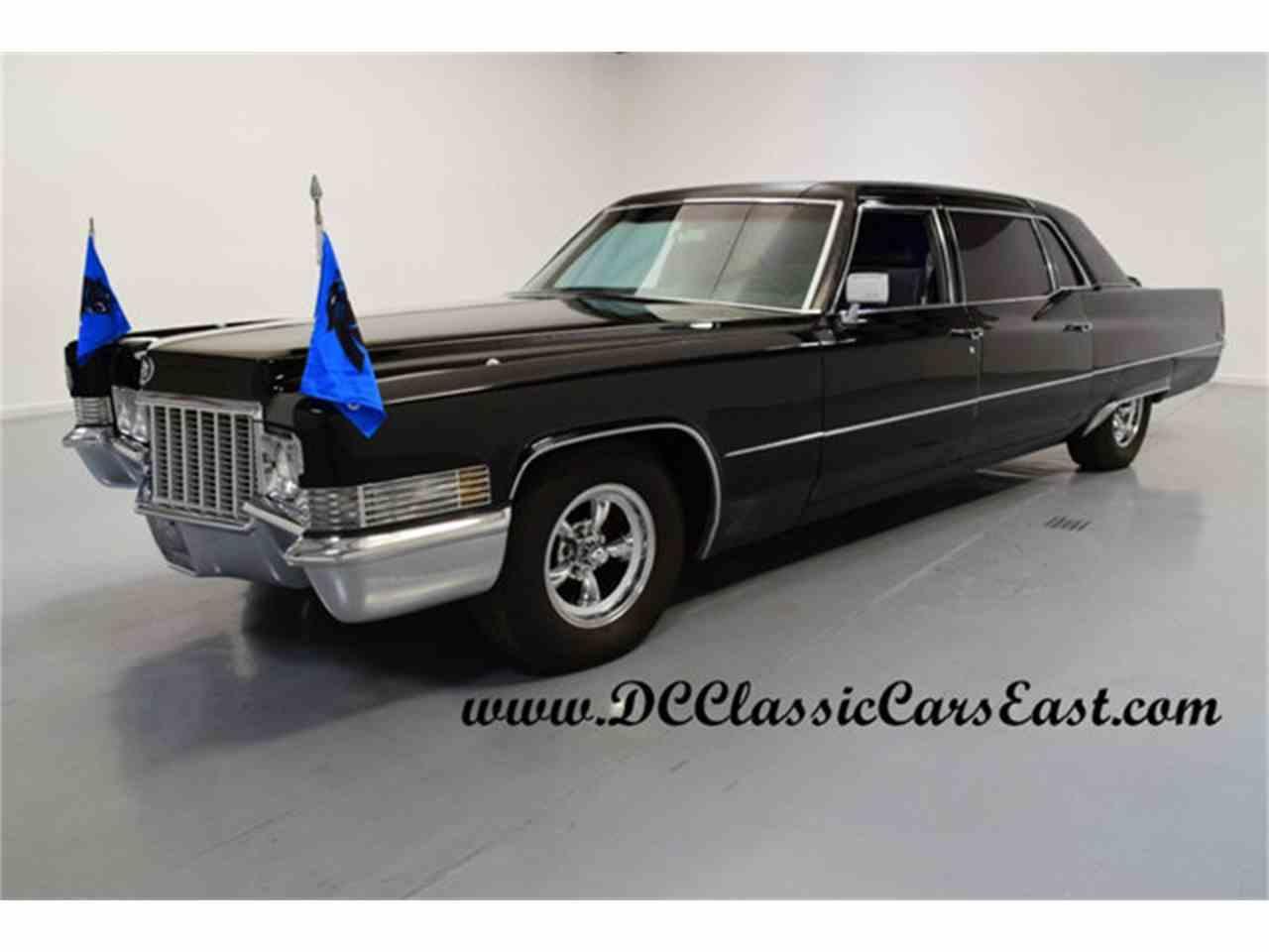 1970 Cadillac Fleetwood for Sale - CC-986993