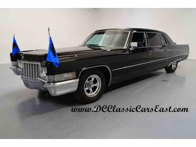 1970 Cadillac Fleetwood | 986993