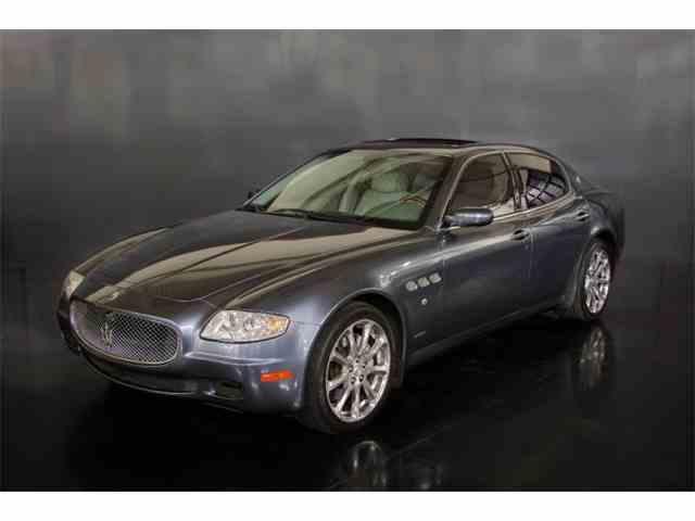 2006 Maserati Quattroporte | 986998