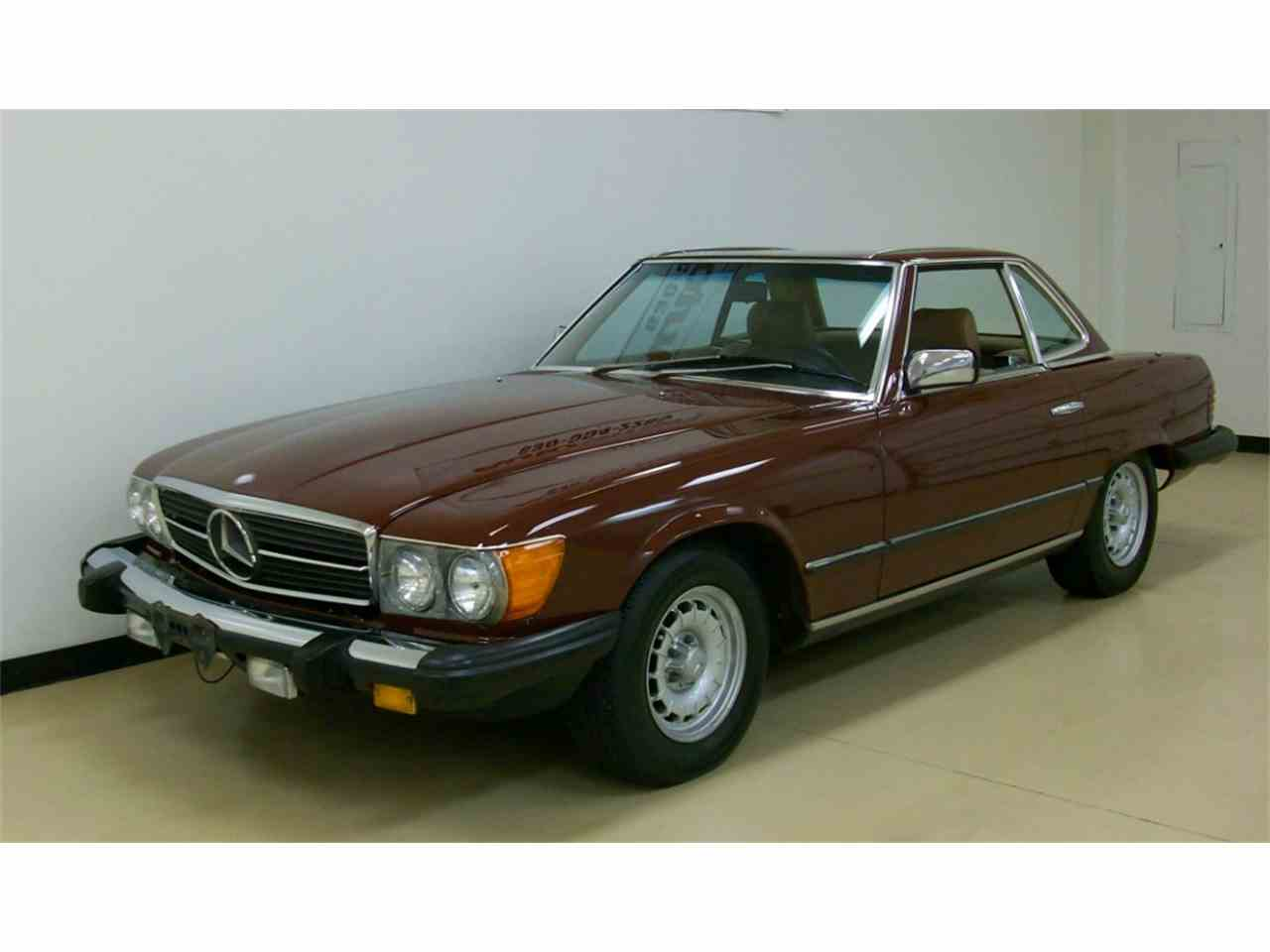 1984 Mercedes-Benz 380SL for Sale - CC-987003