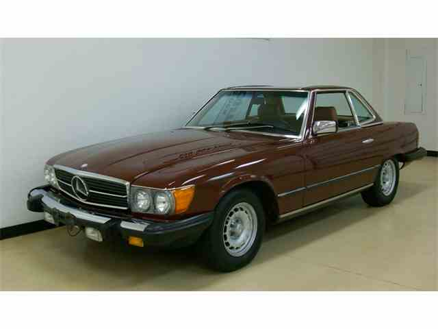 1984 Mercedes-Benz 380SL | 987003