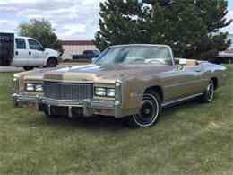 1976 Cadillac Eldorado for Sale - CC-987005