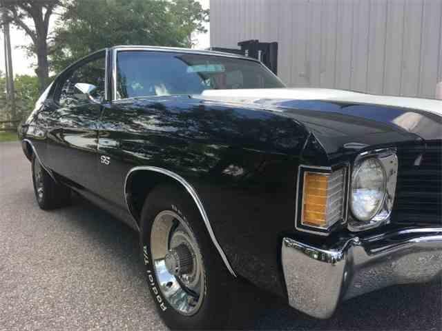 1972 Chevrolet Chevelle | 987008