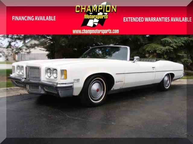 1972 Pontiac Grand Ville | 980702