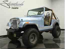 1985 Jeep CJ7 for Sale - CC-987021