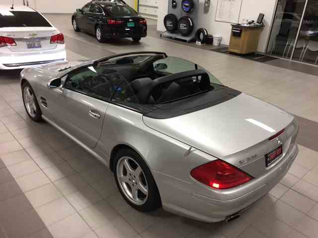2003 Mercedes-Benz SL-Class | 987022
