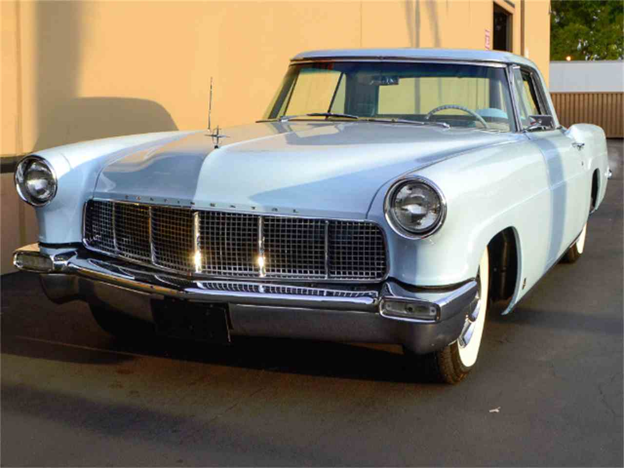 1956 Lincoln Continental Mark Ii For Sale Classiccars