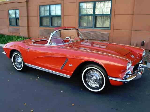 1962 Chevrolet Corvette | 987025