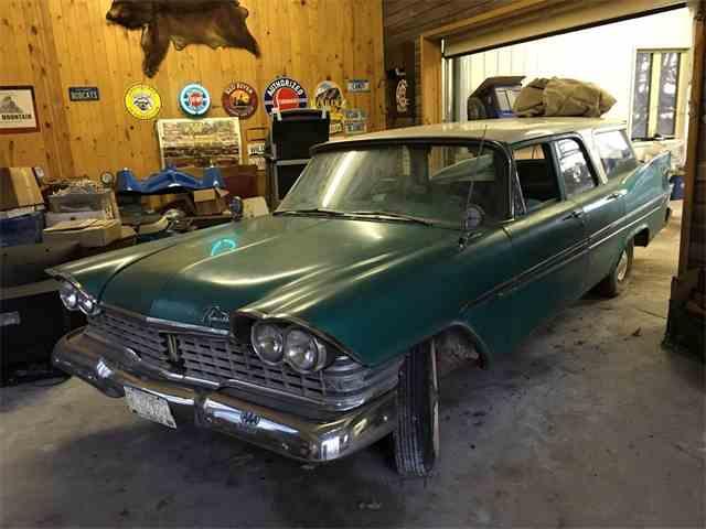 1959 Plymouth Suburban | 987027