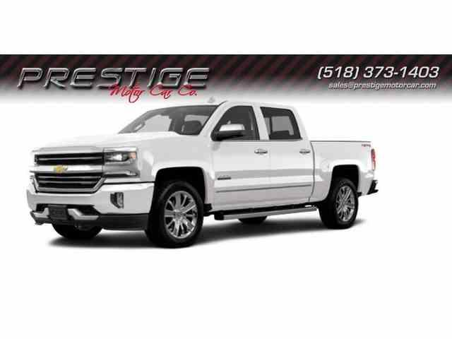 2016 Chevrolet Silverado | 987033