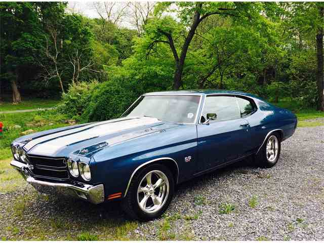 1970 Chevrolet Chevelle SS | 987035