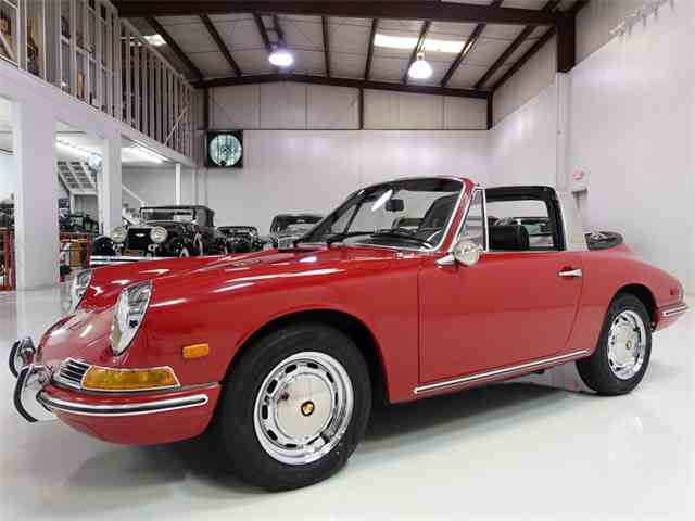 1968 Porsche 912 Soft Window | 987036