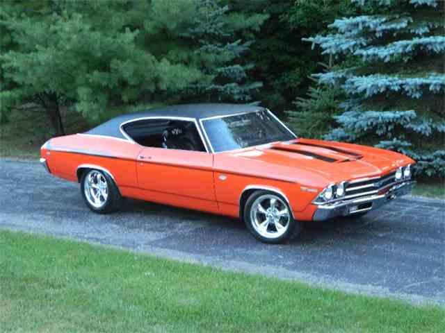 1969 Chevrolet Chevelle | 980704