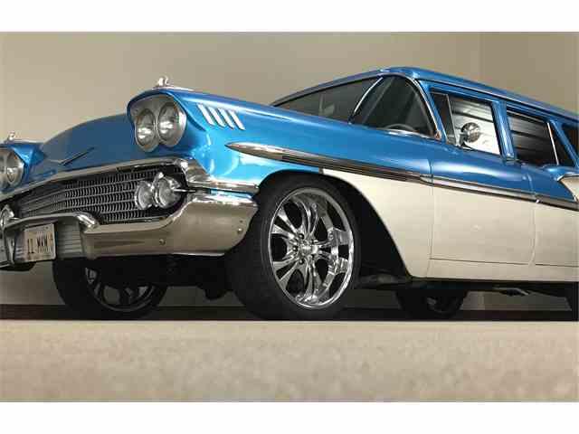 1958 Chevrolet Nomad | 987041