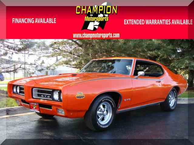 1969 Pontiac GTO (The Judge) | 987046