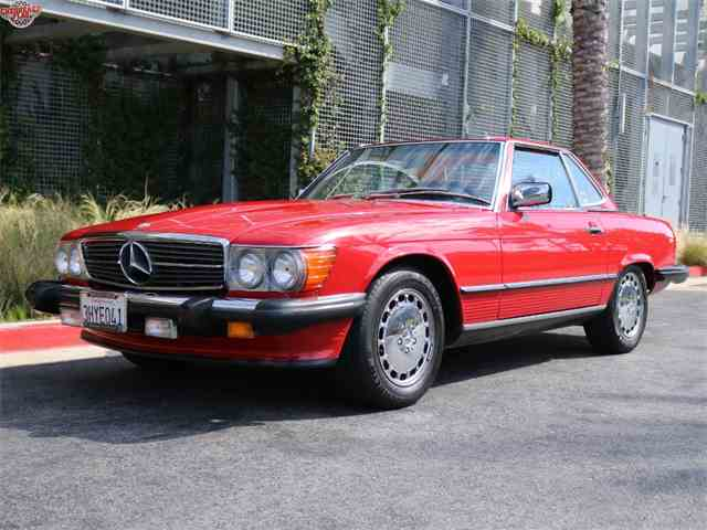 1988 Mercedes-Benz 560 | 987047