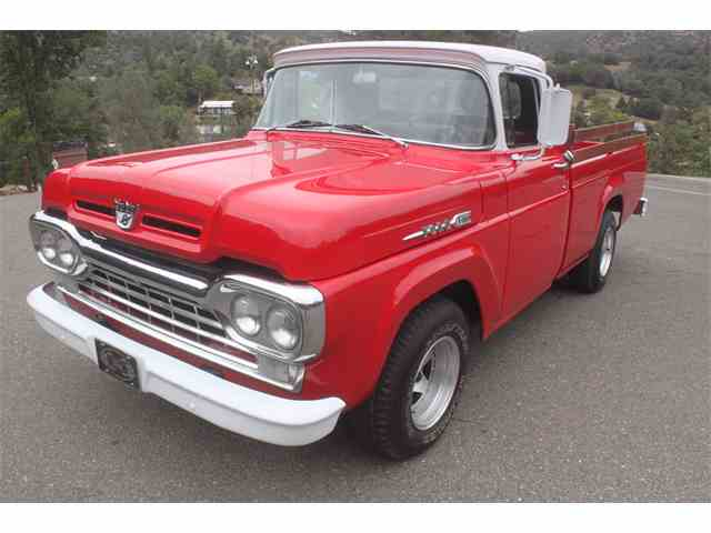 1960 Ford F100 | 987052