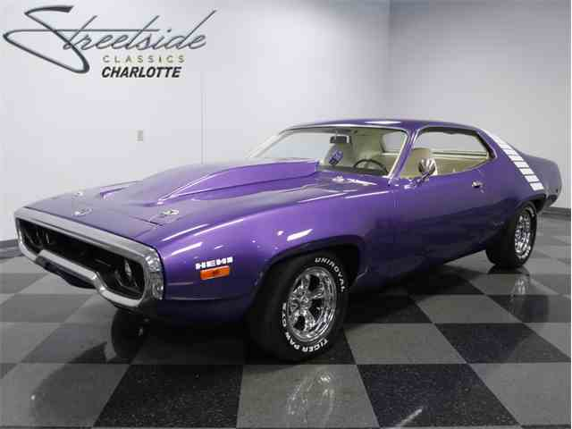 1972 Plymouth Road Runner | 987053
