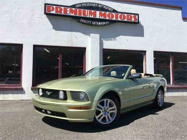 2006 Ford Mustang | 987055
