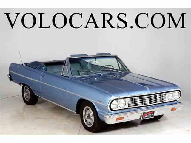 1964 Chevrolet Chevelle Malibu | 987057