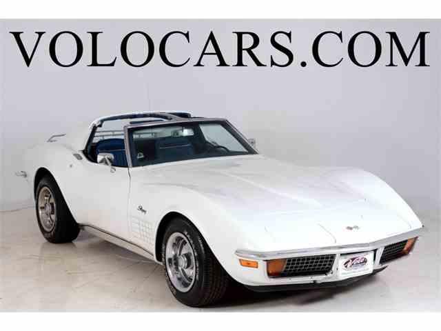 1972 Chevrolet Corvette | 987059