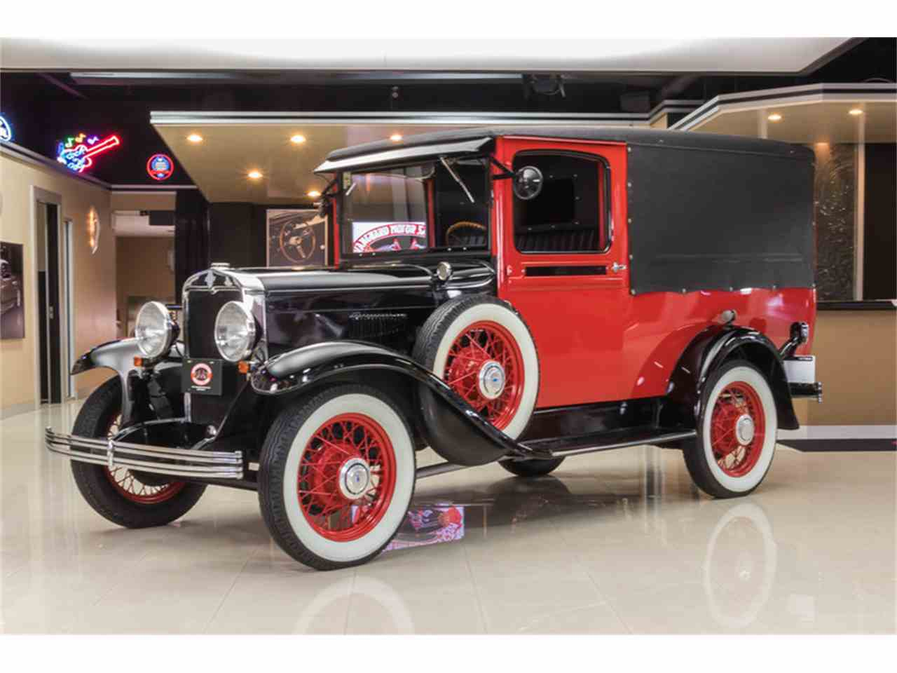Large Picture of 1930 Chevrolet Huckster Truck - L5ME