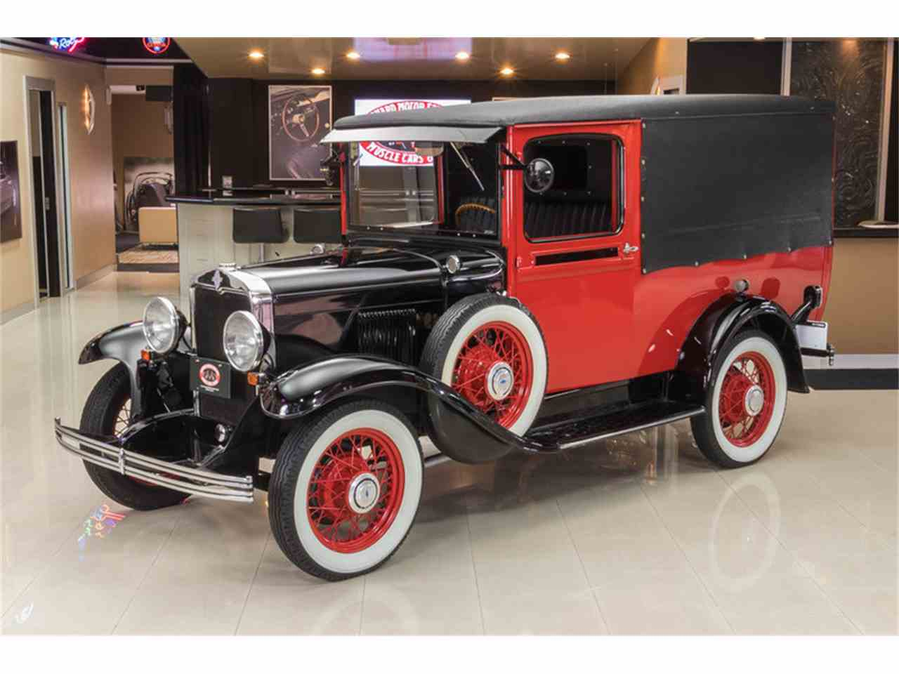 Large Picture of '30 Huckster Truck Offered by Vanguard Motor Sales - L5ME