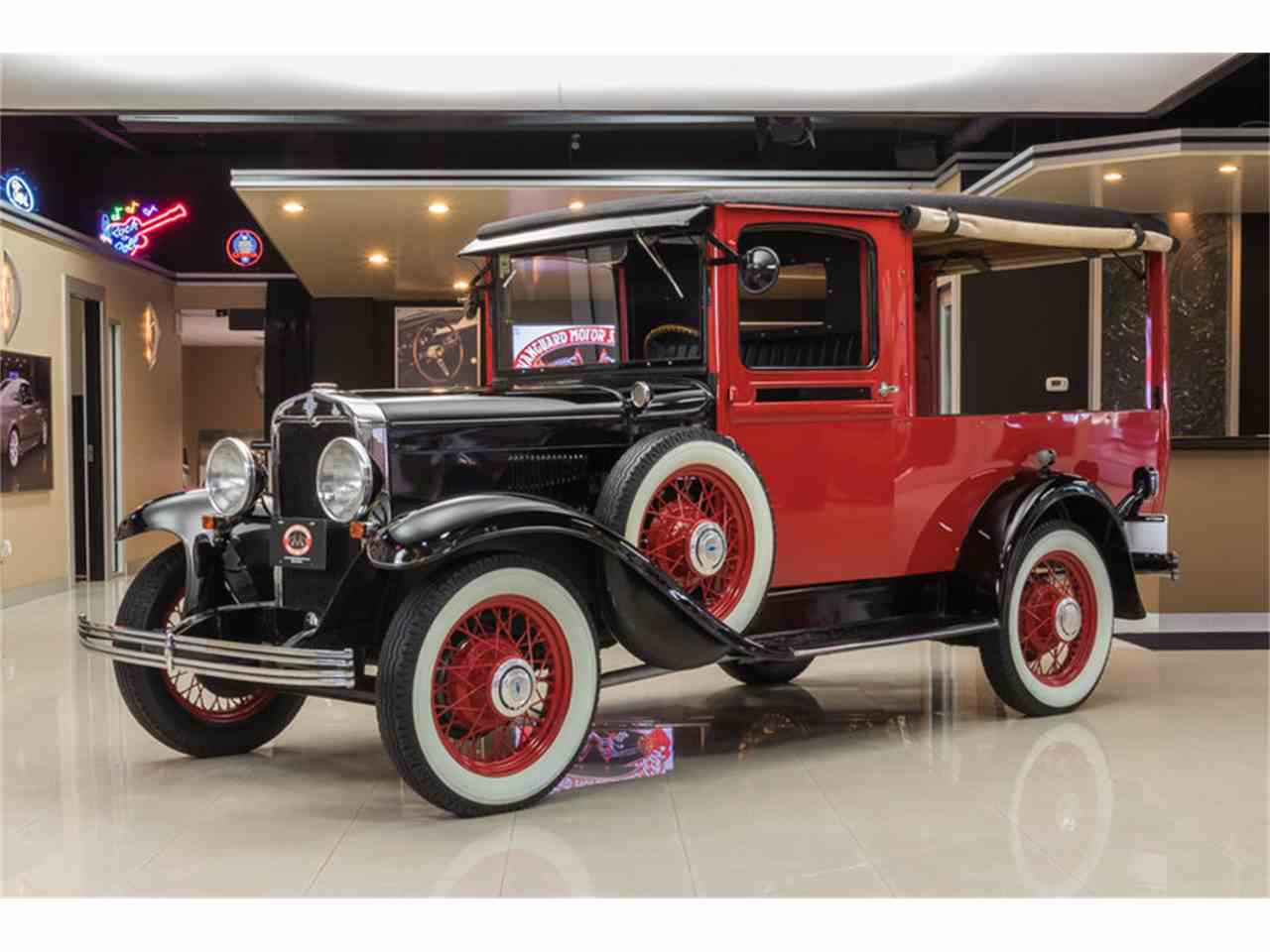 Large Picture of Classic 1930 Chevrolet Huckster Truck - $49,900.00 - L5ME