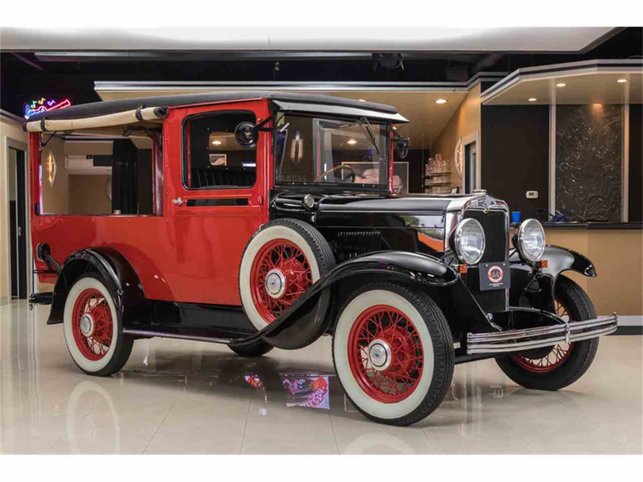 Large Picture of Classic '30 Chevrolet Huckster Truck located in Michigan - L5ME