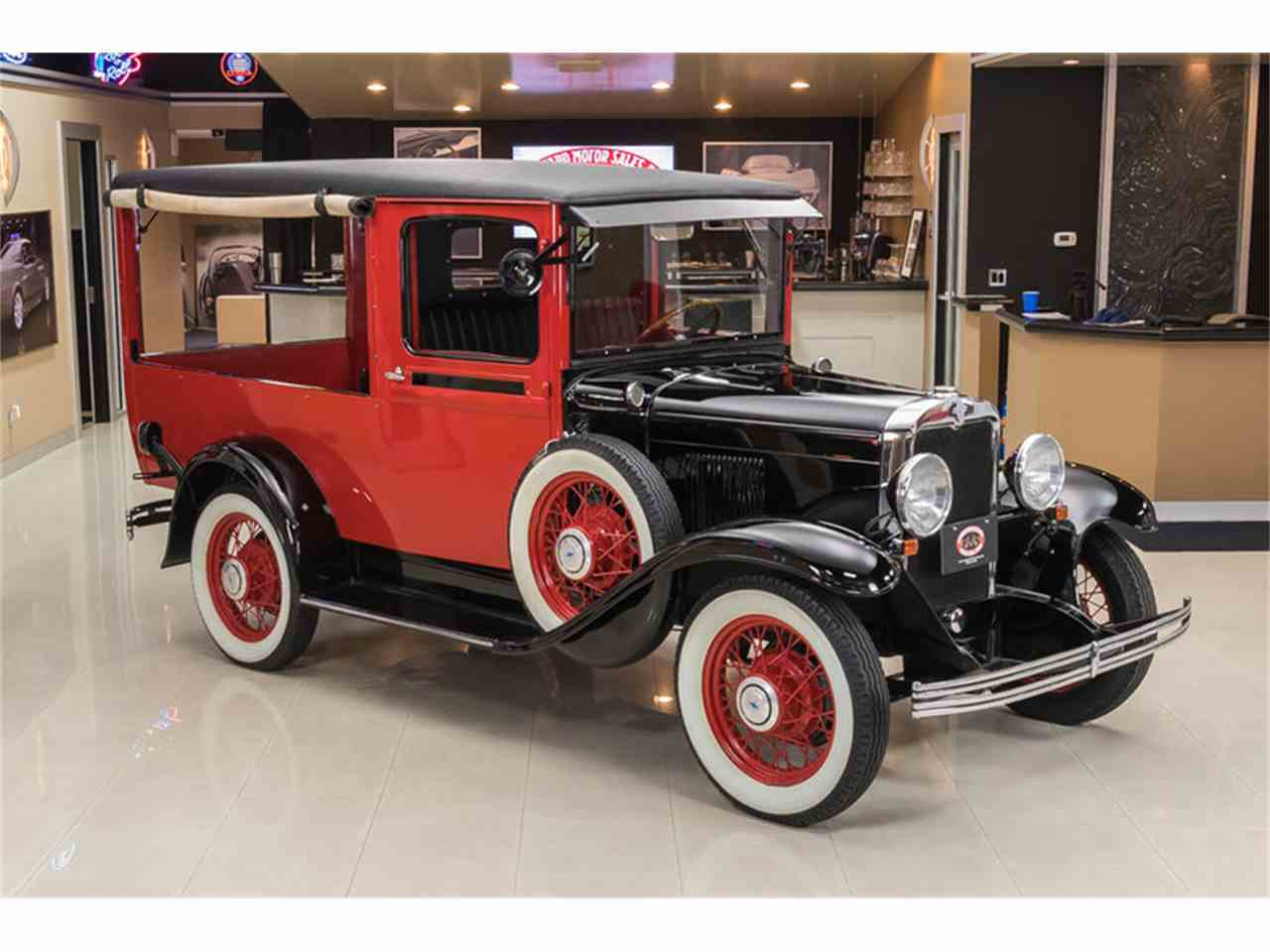 Large Picture of Classic 1930 Chevrolet Huckster Truck located in Plymouth Michigan - $49,900.00 Offered by Vanguard Motor Sales - L5ME