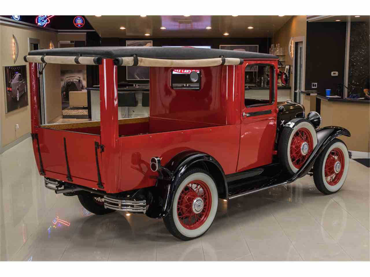 Large Picture of Classic '30 Huckster Truck - L5ME