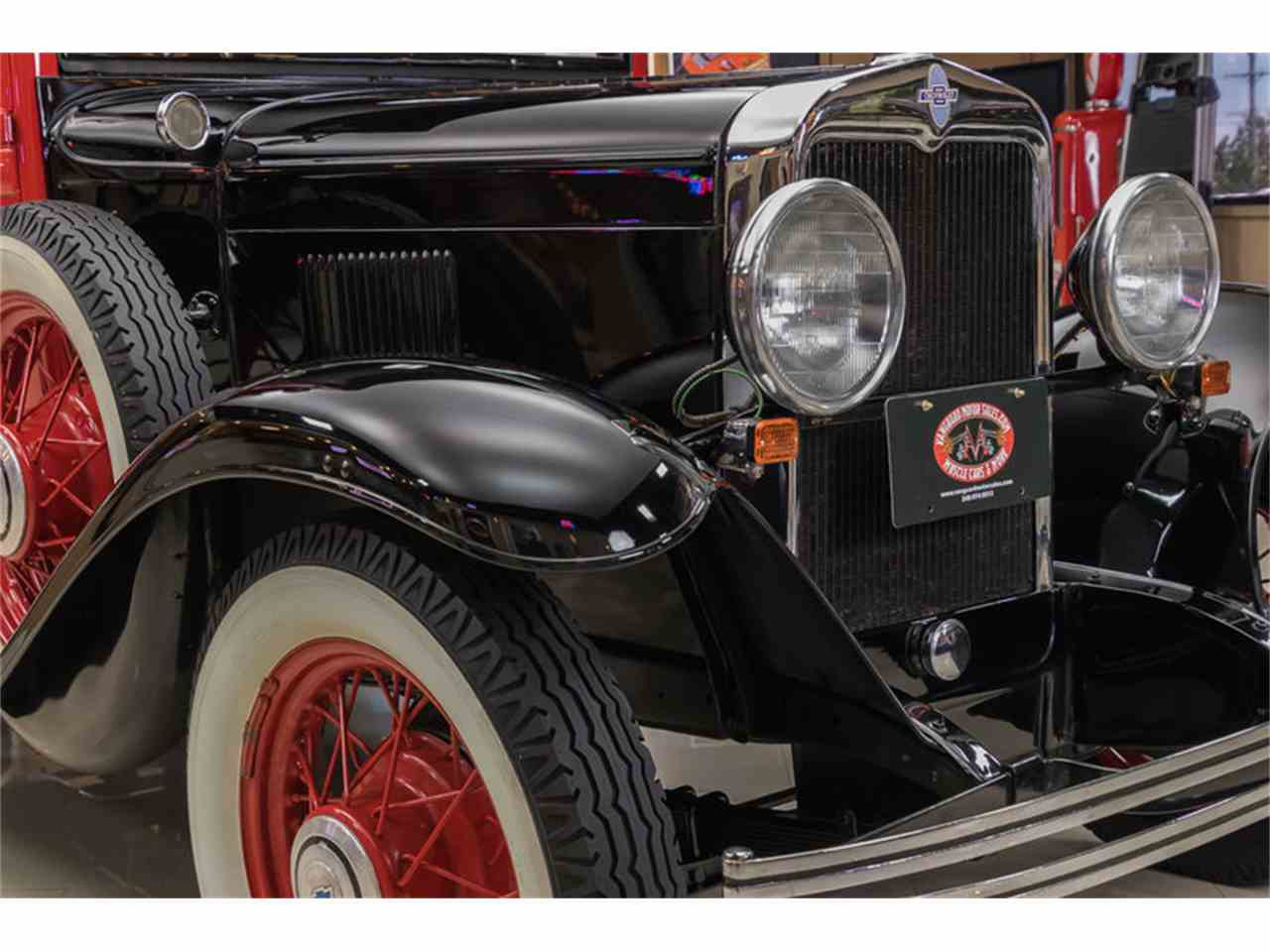 Large Picture of Classic 1930 Chevrolet Huckster Truck located in Plymouth Michigan Offered by Vanguard Motor Sales - L5ME