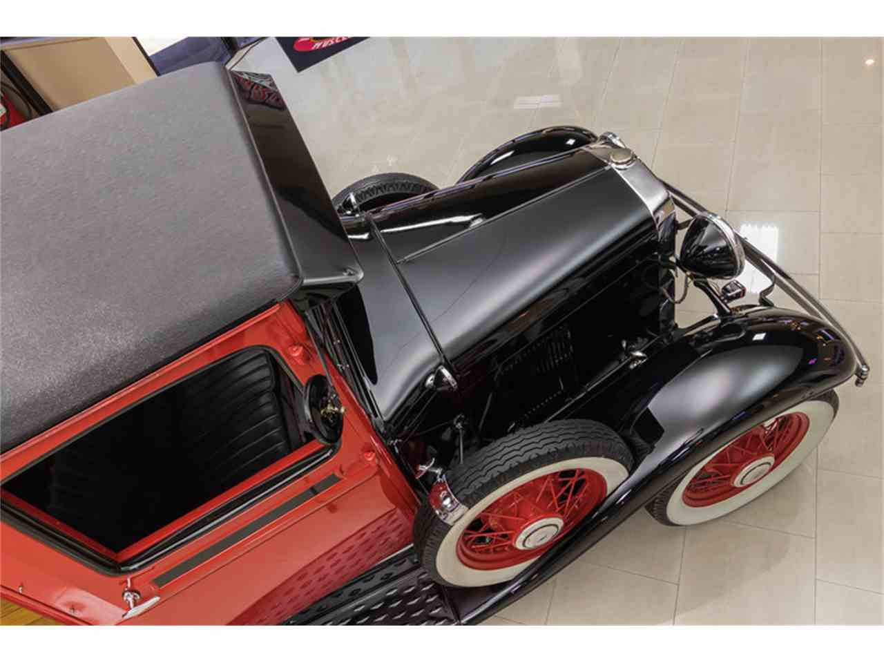 Large Picture of '30 Chevrolet Huckster Truck located in Michigan Offered by Vanguard Motor Sales - L5ME