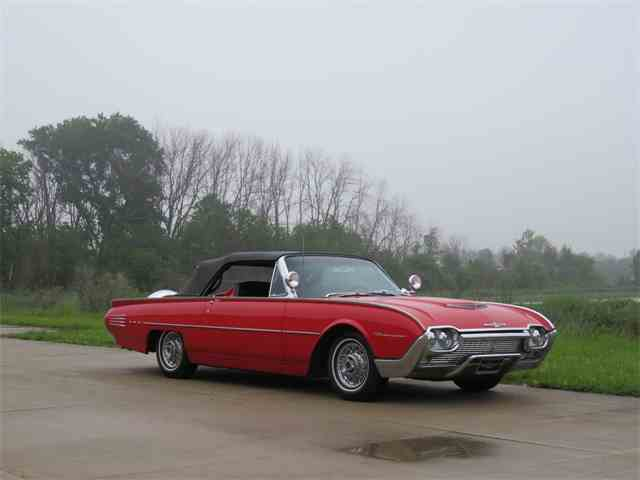 1961 Ford Thunderbird | 987068
