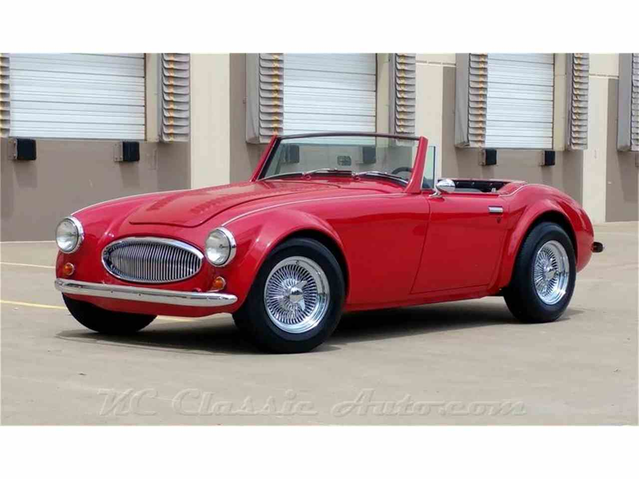 Classic Austin Healey Sebring For Sale On Classiccars Com