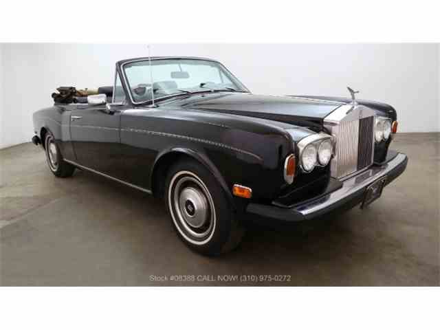 1979 Rolls-Royce Corniche | 987080