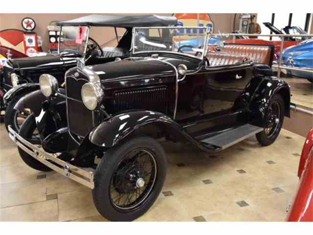 1930 Ford Model A | 987082