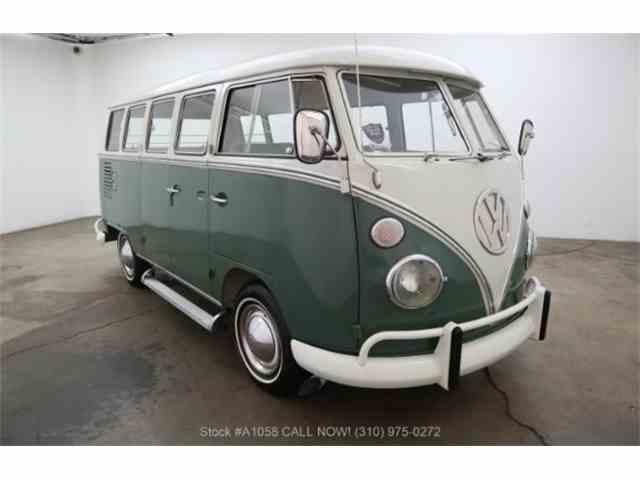 1965 Volkswagen Transporter   987083