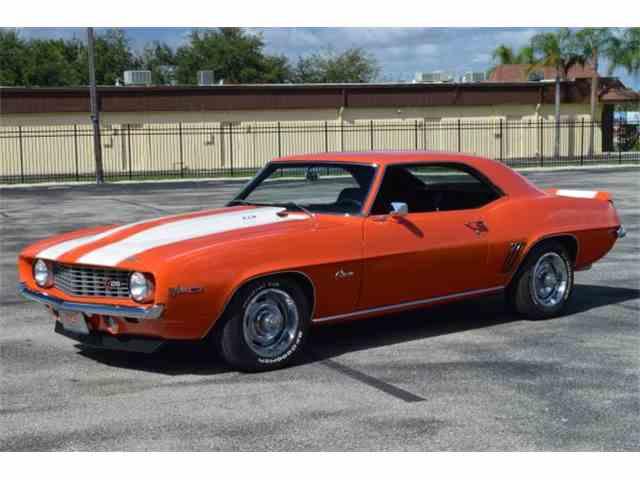 1969 Chevrolet Camaro | 987084