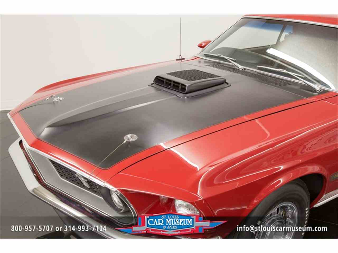 Picture of 1969 ford mustang fastback exterior - Photo 10