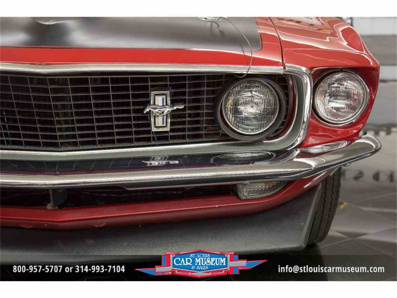 Picture of 1969 ford mustang fastback exterior - Photo 15