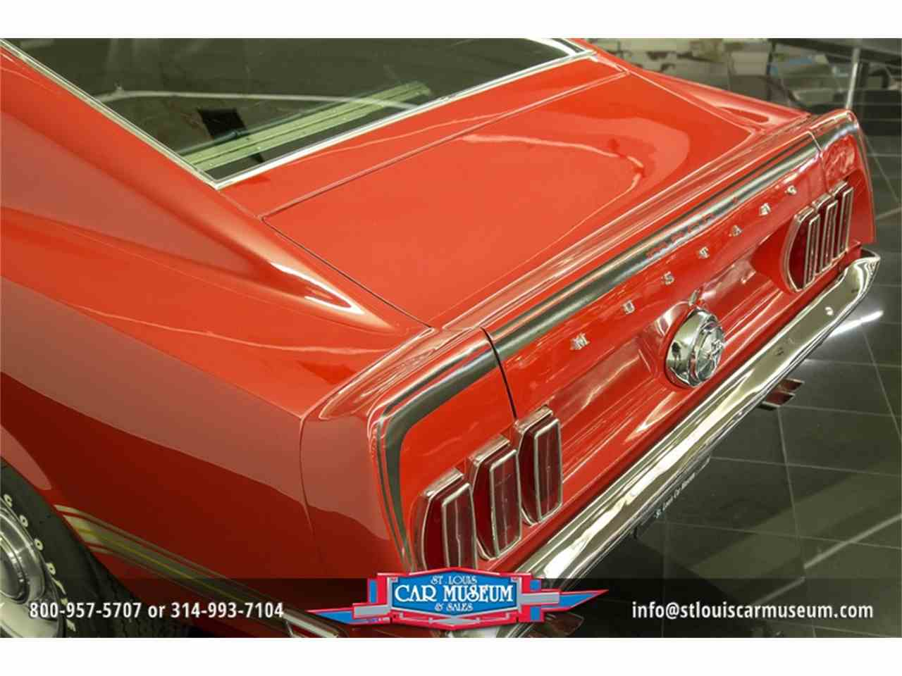 Picture of 1969 ford mustang fastback exterior - Photo 30